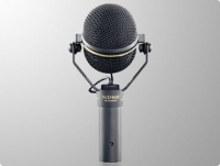 Electro-Voice - Dynamic microphone Electro-Voice N/DYM N/D468 - Euroguitar.com