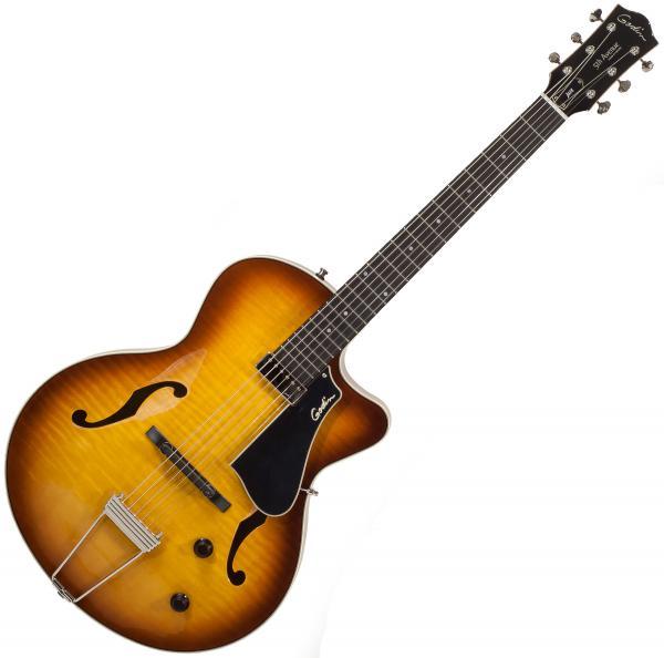 Buy Godin 5th Avenue Jazz AAA +TRIC case - sunburst - Euroguitar
