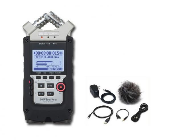 Buy Pack Zoom H4n Pro Aph4n Pro Euroguitar